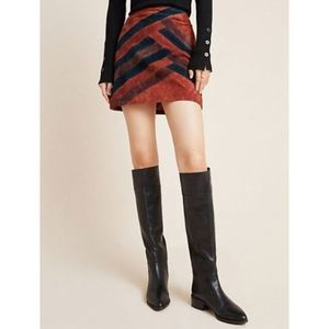 New Franco Sarto Daya Knee High Boots $229 Leather